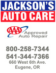 Jackson's Complete Auto Care in Eugene, OR, photo #1