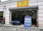 SMOG STAR TEST ONLY $29.95+FEES in Los Angeles, CA, photo #2