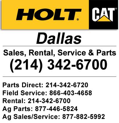 Holt-cat-dallas-logo