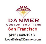 Danmer Custom Shutters San Francisco in San Francisco, CA, photo #1