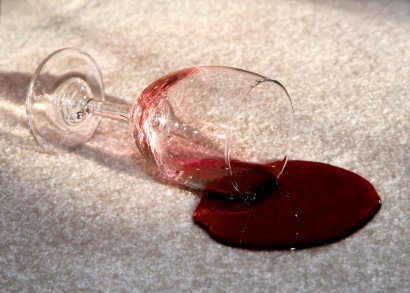 Carpet-cleaning-wine
