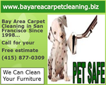 Bay Area Carpet Cleaning in San Francisco, CA, photo #3