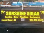 Sunshine Plumbing Heating solar in Breckenridge, CO, photo #1