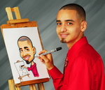 Caricatures by Mac in Houston, TX, photo #3