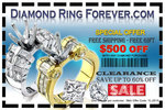 Diamond Rings: Pave, Invisible set, Eternity Bands in Queens, NY, photo #1