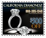 Designer diamond engagement rings in Orange, CA, photo #1