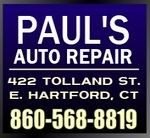 Paul's Auto Repair LLC in East Hartford, CT, photo #1