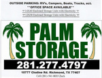Palm Storage in Richmond, TX, photo #1
