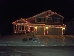 Christmas Lights Installation By Lawn Pros in Denver, CO, photo #2