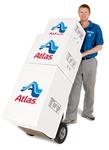 Vector...a Move Ahead, Inc. Atlas�� Movers in San Francisco, CA, photo #5