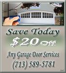 Repair Clopay Garage Door in Galena Park, TX, photo #1