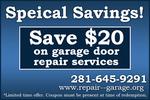 24 Hour Garage Door Service Seabrook, TX in Seabrook, TX, photo #1