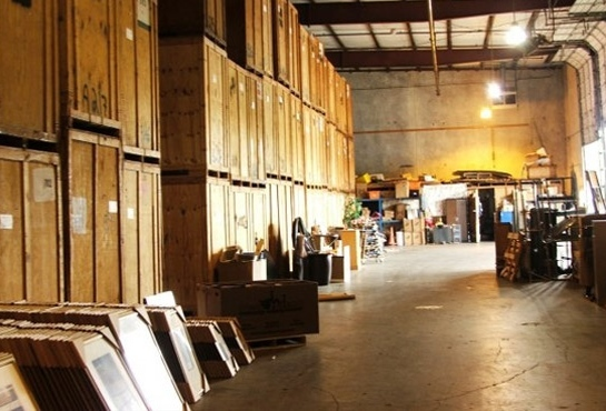 Commercial-warehous