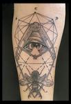 Black & Blue Tattoo in San Francisco, CA, photo #2