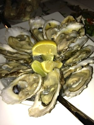Crossings_-_oysters_on_the_half_shell_-_mango_mignonette__lemon__horseradish_by_executive_chef_lalo_sanchez_-_photo_by_my_d