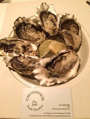 Crossings_-_oysters_on_the_half_shell_-_mango_mignonette__lemon__horseradish_by_executive_chef_lalo_sanchez_-_photo_by_h