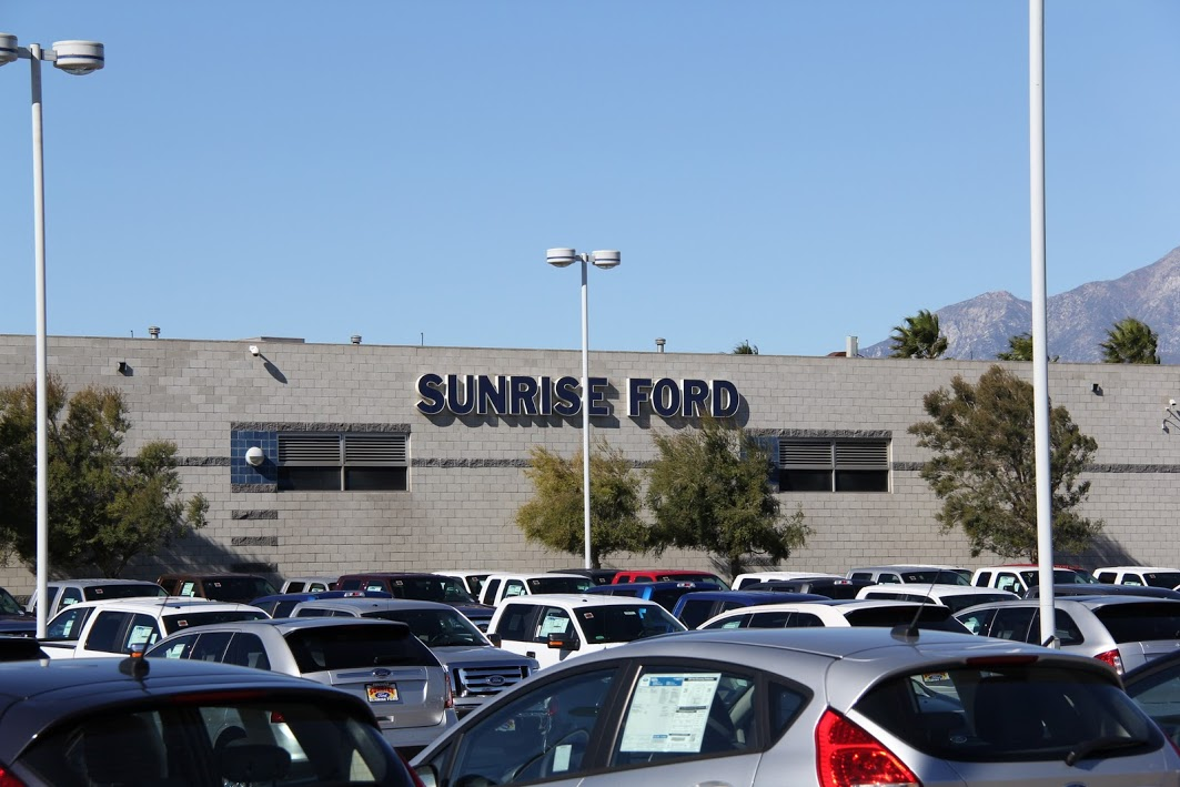Sunrise Ford Of Fontana in Fontana, CA, photo #6