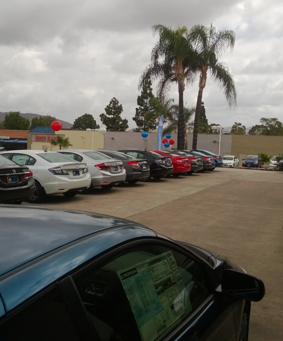 Honda Of El Cajon Superstore in El Cajon, CA, photo #13