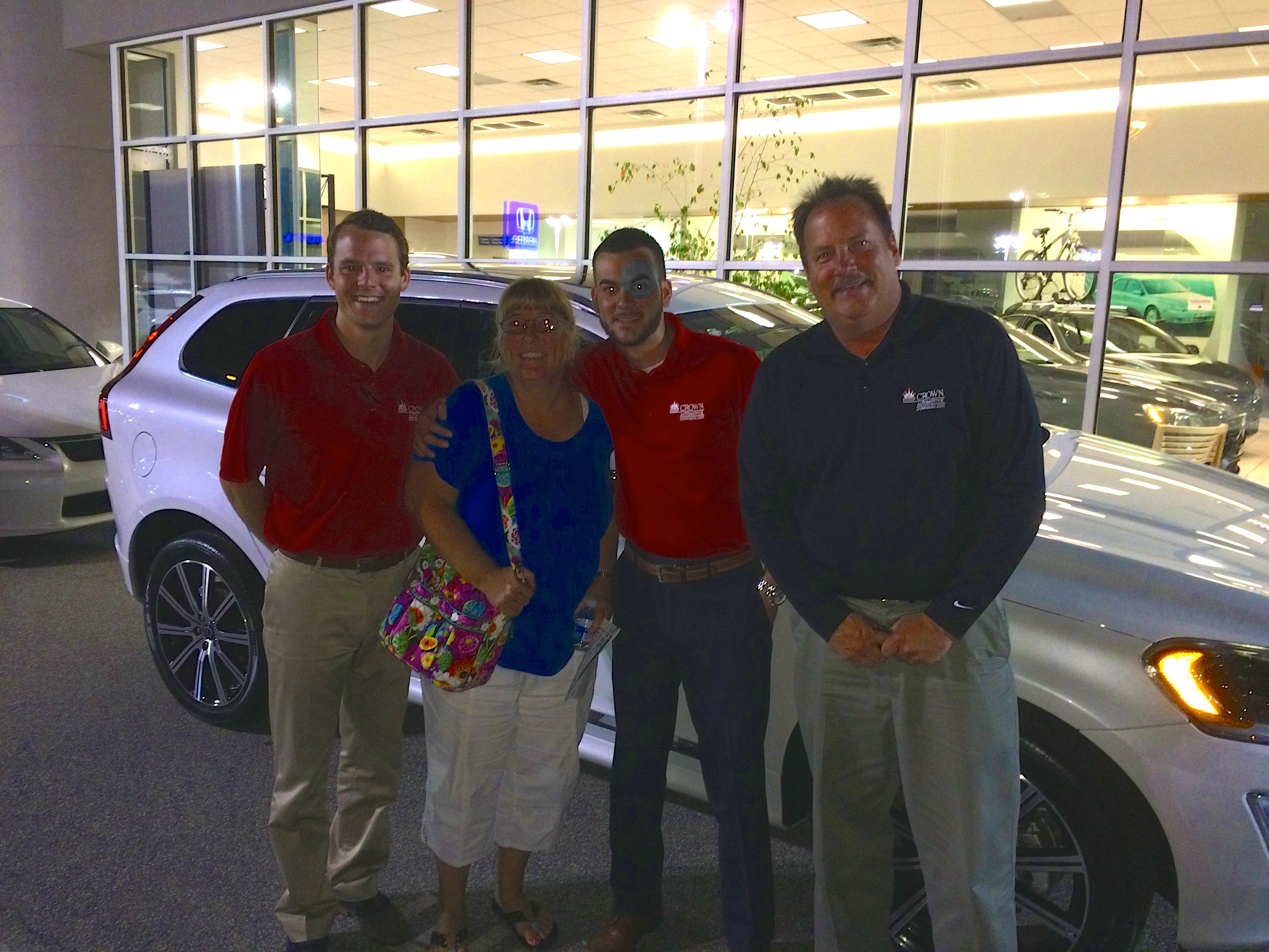 Crown Volvo Cars Greensboro North Carolina