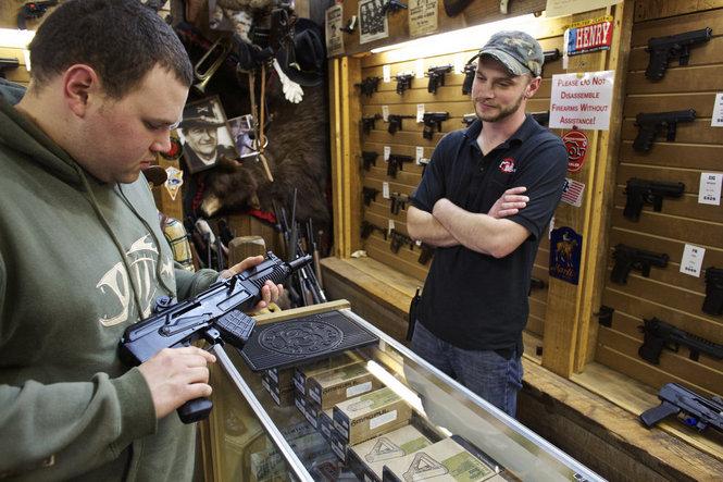 Gun Broker in Clackamas, OR, photo #9