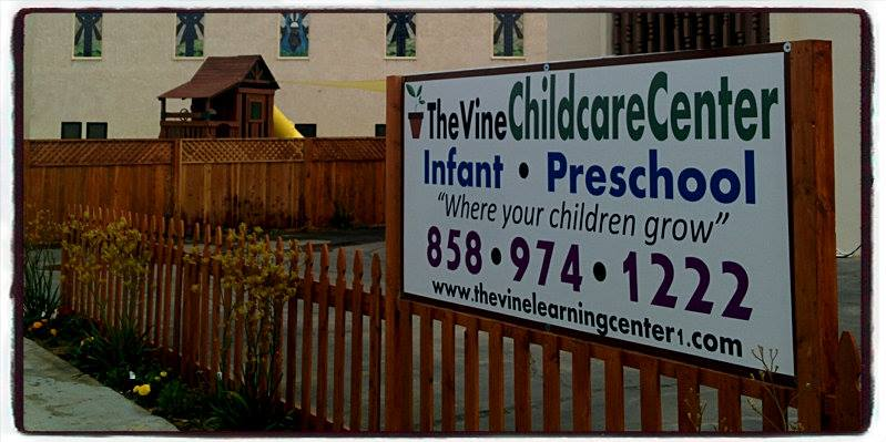 The Vine Childcare Center in San Diego, CA, photo #5