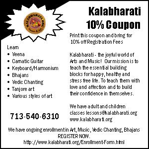 Kalabharati l. in Sugar Land, TX
