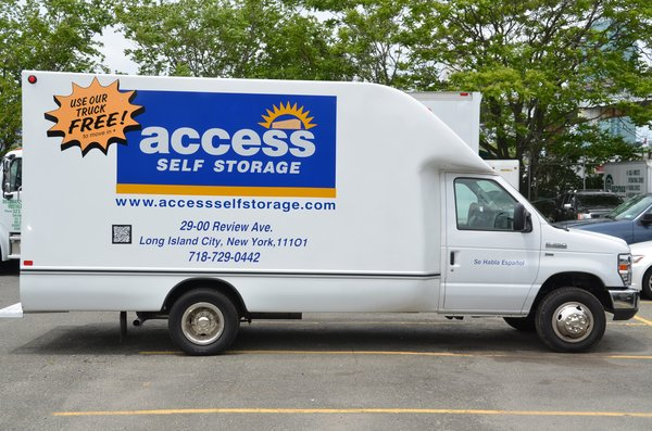 North-brunswick-nj-storage-moving-truck