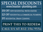 Houston Plumbing in Houston, TX, photo #1