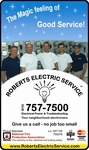 Roberts Electric Service in San Diego, CA, photo #1