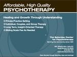 Saturday Center-Psychotherapy in Santa Monica, CA, photo #1