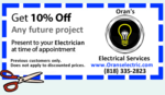 Oran Electric in Encino, CA, photo #4