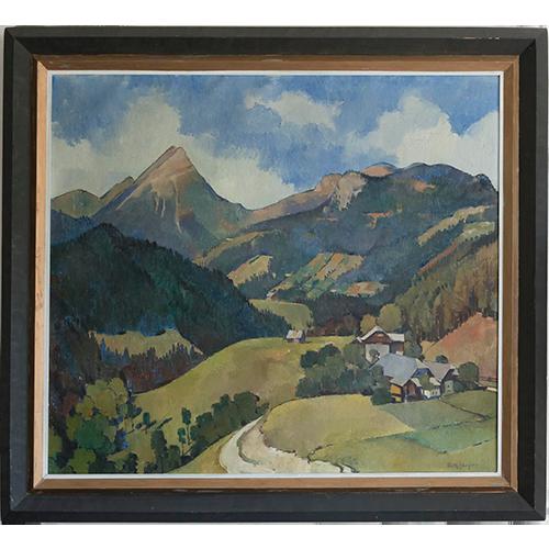 Carinthian Landscape*