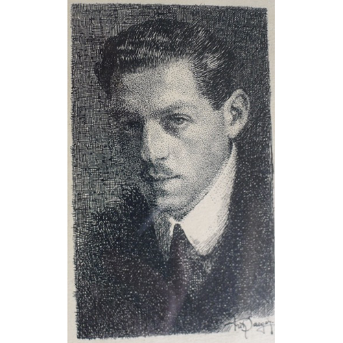 Self-portrait 1920