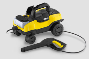 K 3.000 Follow Me Pressure Washer