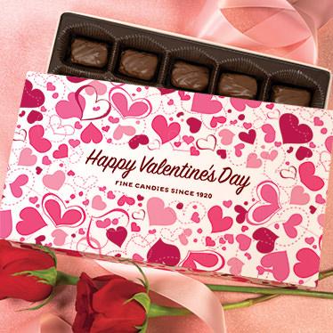 Valentine's Delight Gift Boxes
