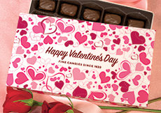 Valentine's Delight Gift Boxes