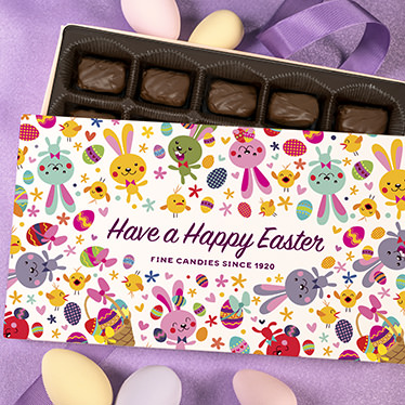 Sugar-Free Easter Gift Boxes