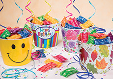 Minis Gift Buckets