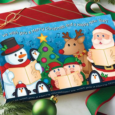 Christmas Wishes Gift Box
