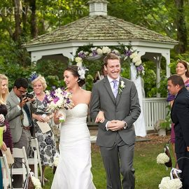 beautiful outdoor wedding venues Cape Cod Massachusetts