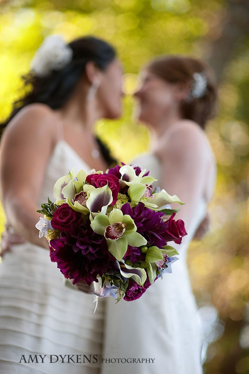 Brides With Bouquet