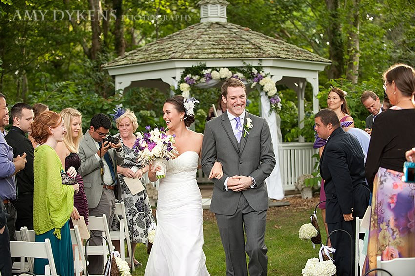 Gazebo Bride And Groom