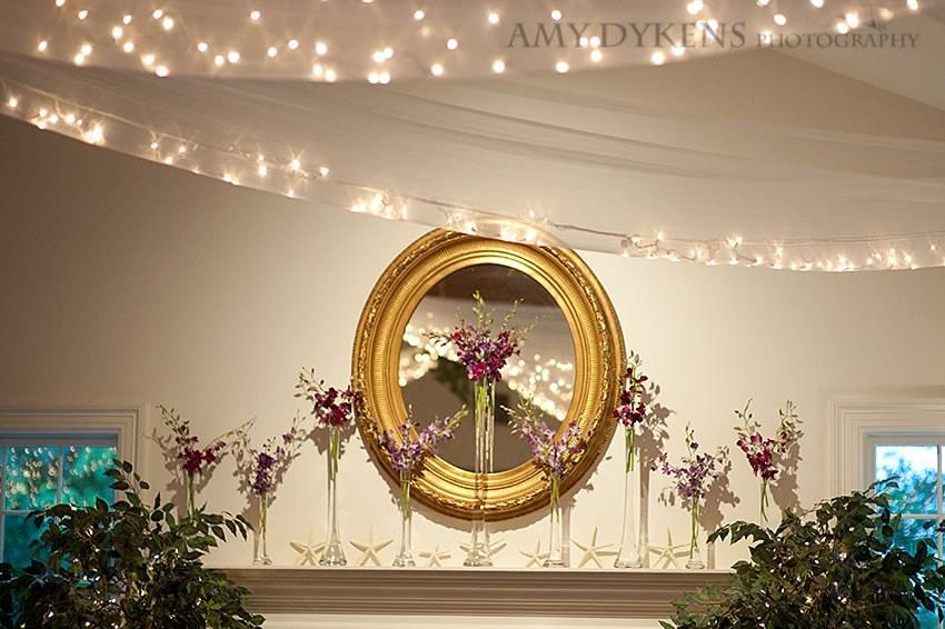 Lights Over Mirror