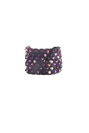 Handmade bracelet with small beads. Bice&Berta | 36 | LABPIETREDURE MONONERO