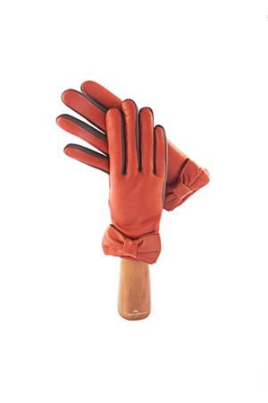 Lambskin gloves Capri Gloves | 34 | CA2409MANDARINO