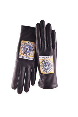 Lambskin gloves Capri Gloves | 34 | CA2413NEROPIAZZETTA