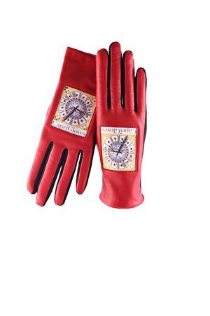 Guanti in pelle Capri Gloves | 34 | CA2413ROSSOPIAZZETTA