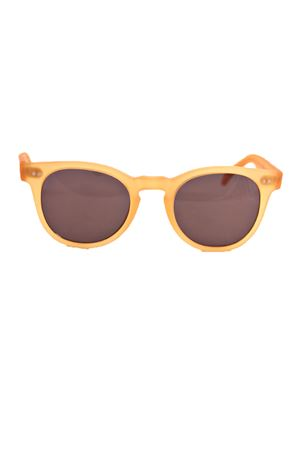Handmade Sunglasses Capri People | 53 | MARE03GIALLOARANCIO