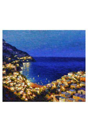 Impressione serale a Positano Claudio Bonanni | 20000003 | BONANNI4IMPRESSIONE SERALE A POSITANO