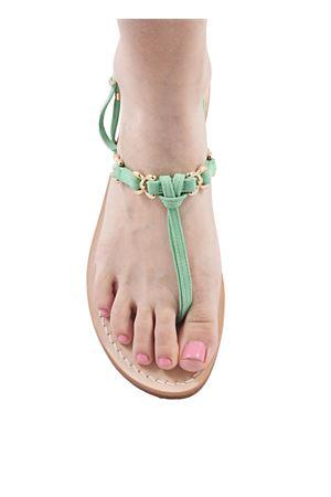 Capri sandals Cuccurullo | 5032256 | CUC01VERDE